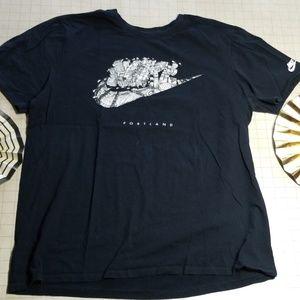Nike Portland Oregon Tee size XL
